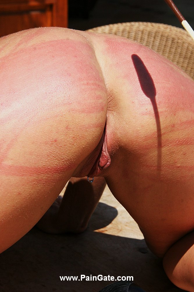 Severe whipped naked asshole and pussy women porn images